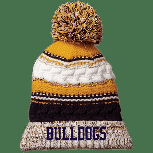 OFAB Bulldogs Pom Pom Beanie (RY323)