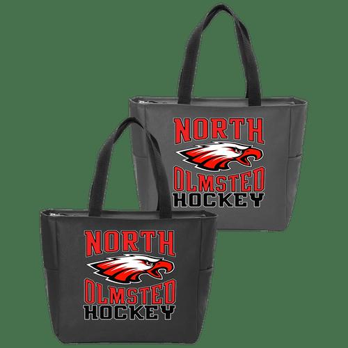 NO Hockey Club Zip Tote
