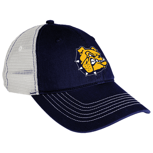 OFAB Bulldog Adjustable Mesh Hat