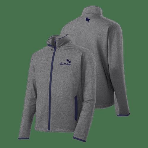 OFAB Men's Contrast Full-Zip Jacket