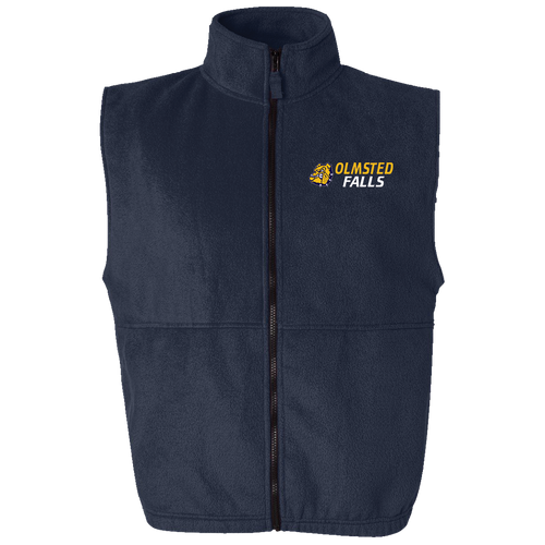 OFAB Full-Zip Fleece Vest
