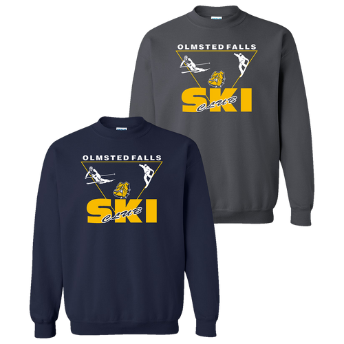 OF Ski Club Crewneck