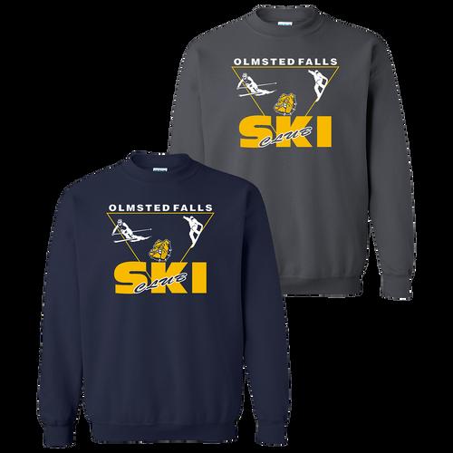 OF Ski Club Crewneck