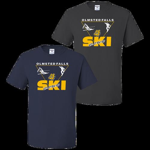 OF Ski Club Tee