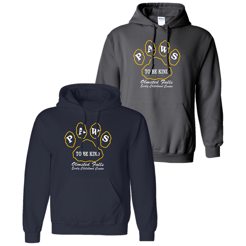 ECC Paws To Be Kind Hoodie