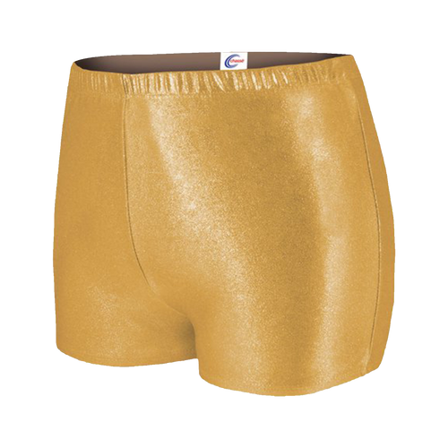 OFHS Cheer Briefs - Metallic Gold