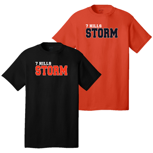 7 Hills Storm Tee