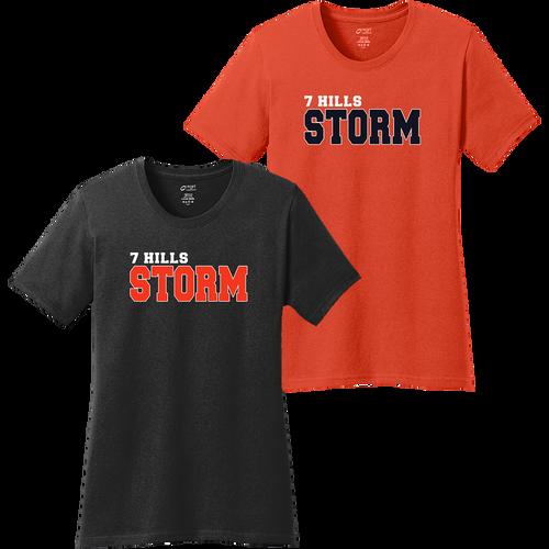 7 Hills Storm Ladies Tee