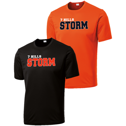 7 Hills Storm Performance Tee