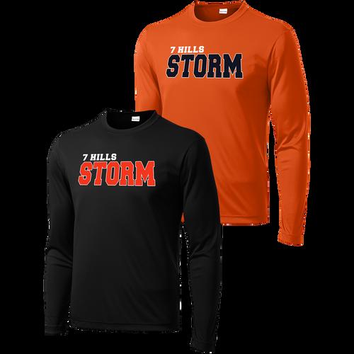 7 Hills Storm Performance LS Tee