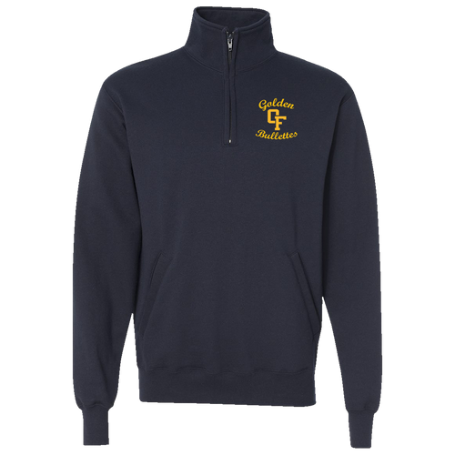 OFHS Golden Bullettes Parent 1/4 Zip (RY379)