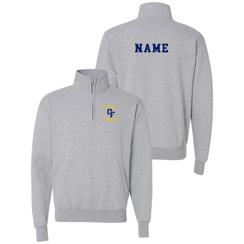OFHS Golden Bullettes Team 1/4 Zip (RY369)