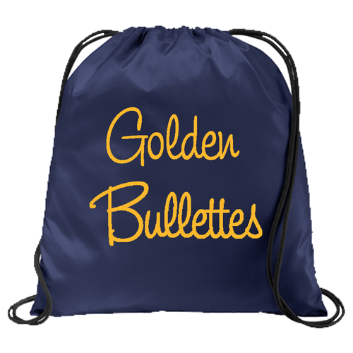 OFHS Golden Bullettes Drawstring Bag (C017)