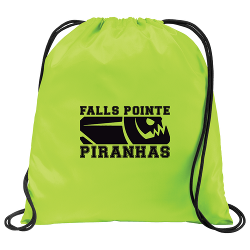 Falls Pointe Piranhas Drawstring Bag (C016)