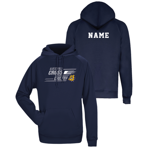 OFHS Cross Country Ladies Performance Hoodie (F286)