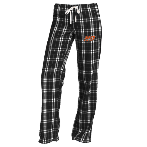 North Olmsted HS Hockey Ladies Flannel Pants