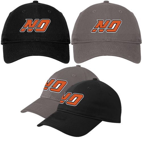 North Olmsted HS Hockey Adjustable Hat