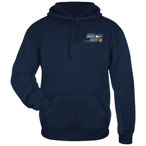OFHS Cross Country Coach's Performance Hoodie (RY383)