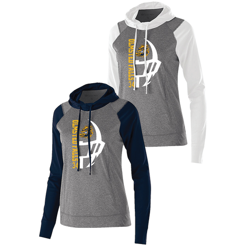 OFHS Football Ladies Echo Hoodie