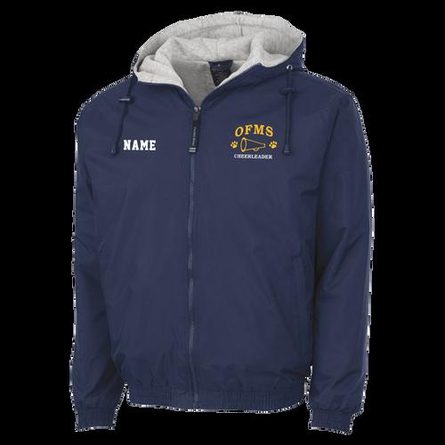 OFMS Cheer Warm-up Jacket (RY385)