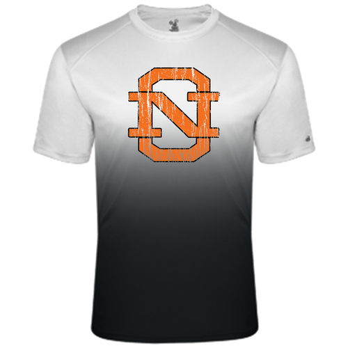 North Olmsted Athletic Boosters Ombre Tee (F295)