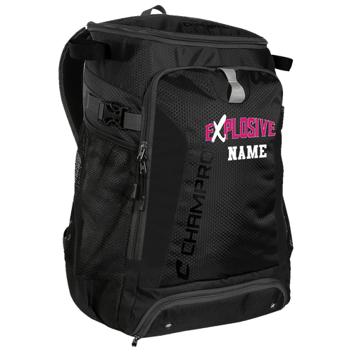 Explosive Fastpitch Backpack (RY392A)