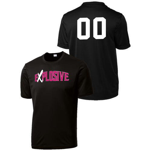 Explosive Fastpitch Practice Tee (F296)