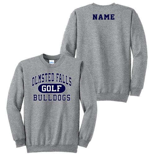 OFHS Boys Golf Crewneck (F306)