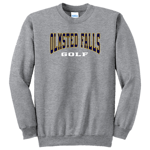 OFHS Girls Golf Crewneck (F302)