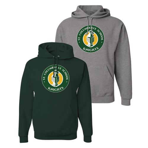 St Columbkille Knights Hoodie (F308)