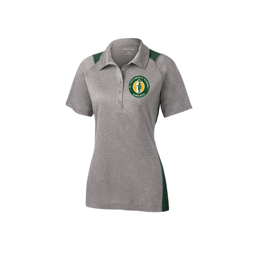 St Columbkille Knights Ladies Polo (S186)