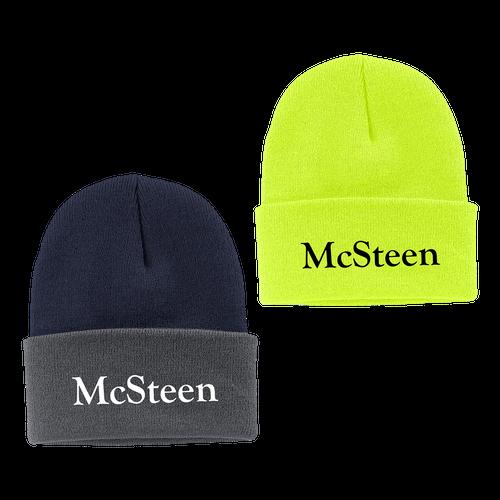McSteen Land Surveyors Knit Cap (RY407)