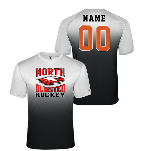 NO Hockey Club Ombree Tee (F034)