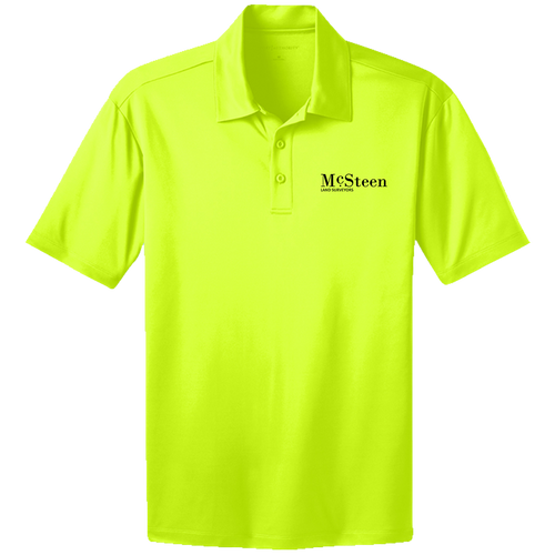 McSteen Land Surveyors Polo (RY409)