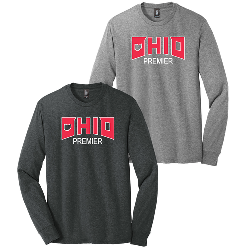 Ohio Premier Girls Lacrosse LS Tee (F321)