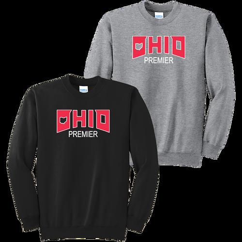 Ohio Premier Girls Lacrosse Crewneck (F321)