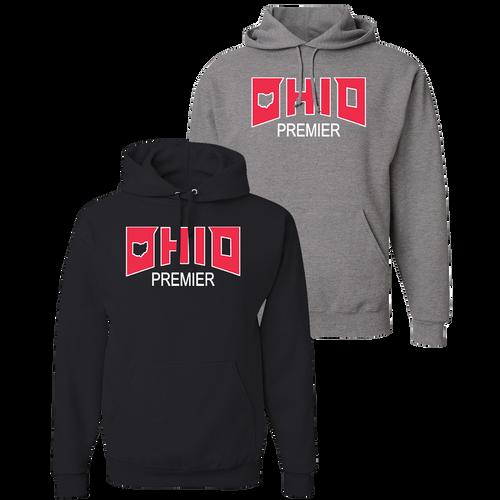 Ohio Premier Girls Lacrosse Hoodie (F321)