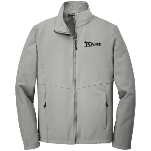 Neff & Associates Collective Soft Shell Jacket (RY412)