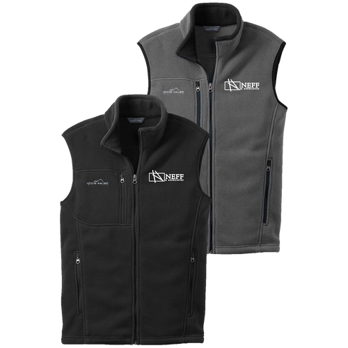Neff & Associates Fleece Vest (RY413)
