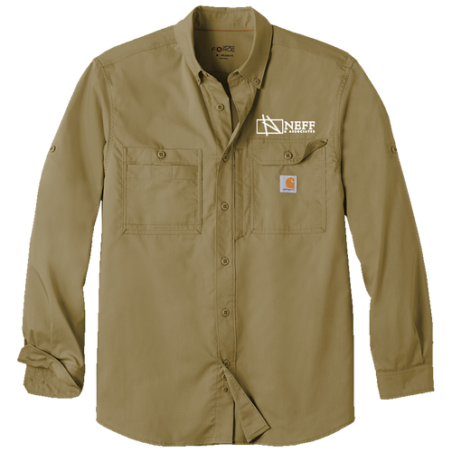 Neff & Associates Carhartt Long Sleeve Shirt (RY413)