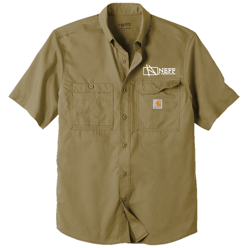 Neff & Associates Carhartt Short Sleeve Shirt (RY413)