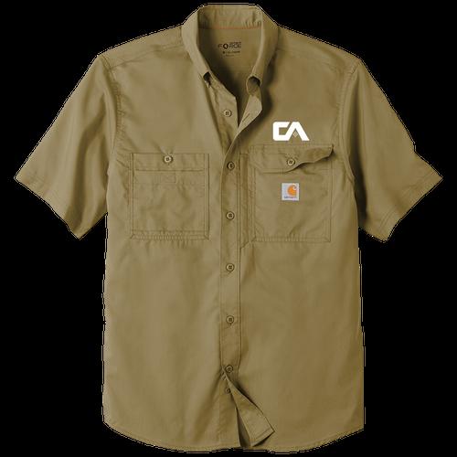 Campbell & Associates Carhartt Short Sleeve Shirt (RY421)
