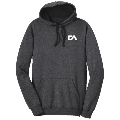 Campbell & Associates Fleece Hoodie (RY421)