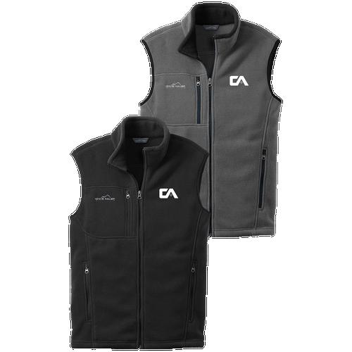 Campbell & Associates Fleece Vest (RY413)