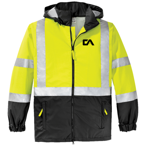 Campbell & Associates Safety Windbreaker (RY422)