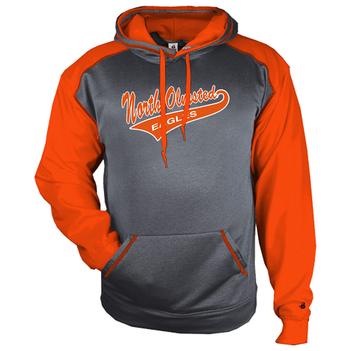 North Olmsted Athletic Boosters Sport Heather Hoodie (F224)