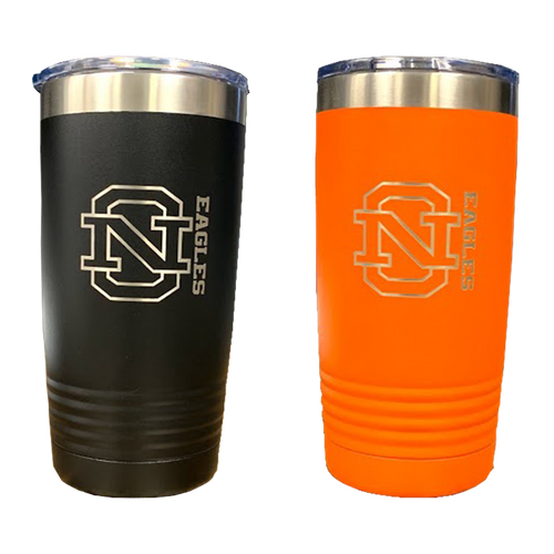 North Olmsted Athletic Boosters Travel Mug (CUST)
