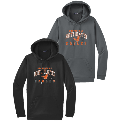 North Olmsted Athletic Boosters Performance Hoodie (F128)