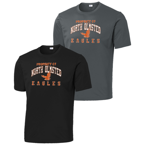 North Olmsted Athletic Boosters Performance Tee (F128)