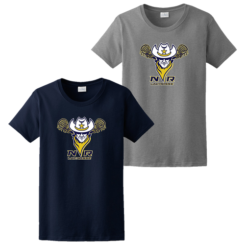 North Ridgeville Lacrosse Ladies Tee (F328)